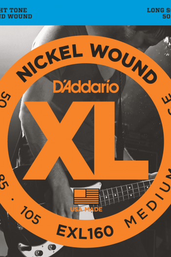 d'addario bass exl150 medium 50-105