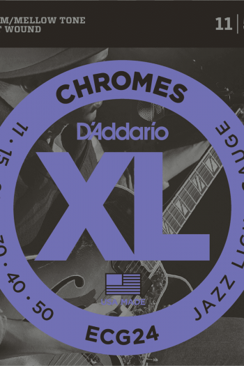 d'addario chromes ecg24 filet plat 11-50