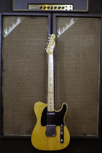fender telecaster 1971 natural